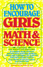 How to Encourage Girls in Math and Science